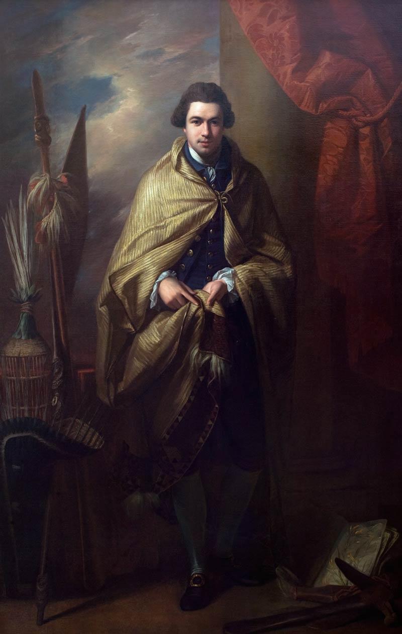 Portrait-of-Joseph-Banks
