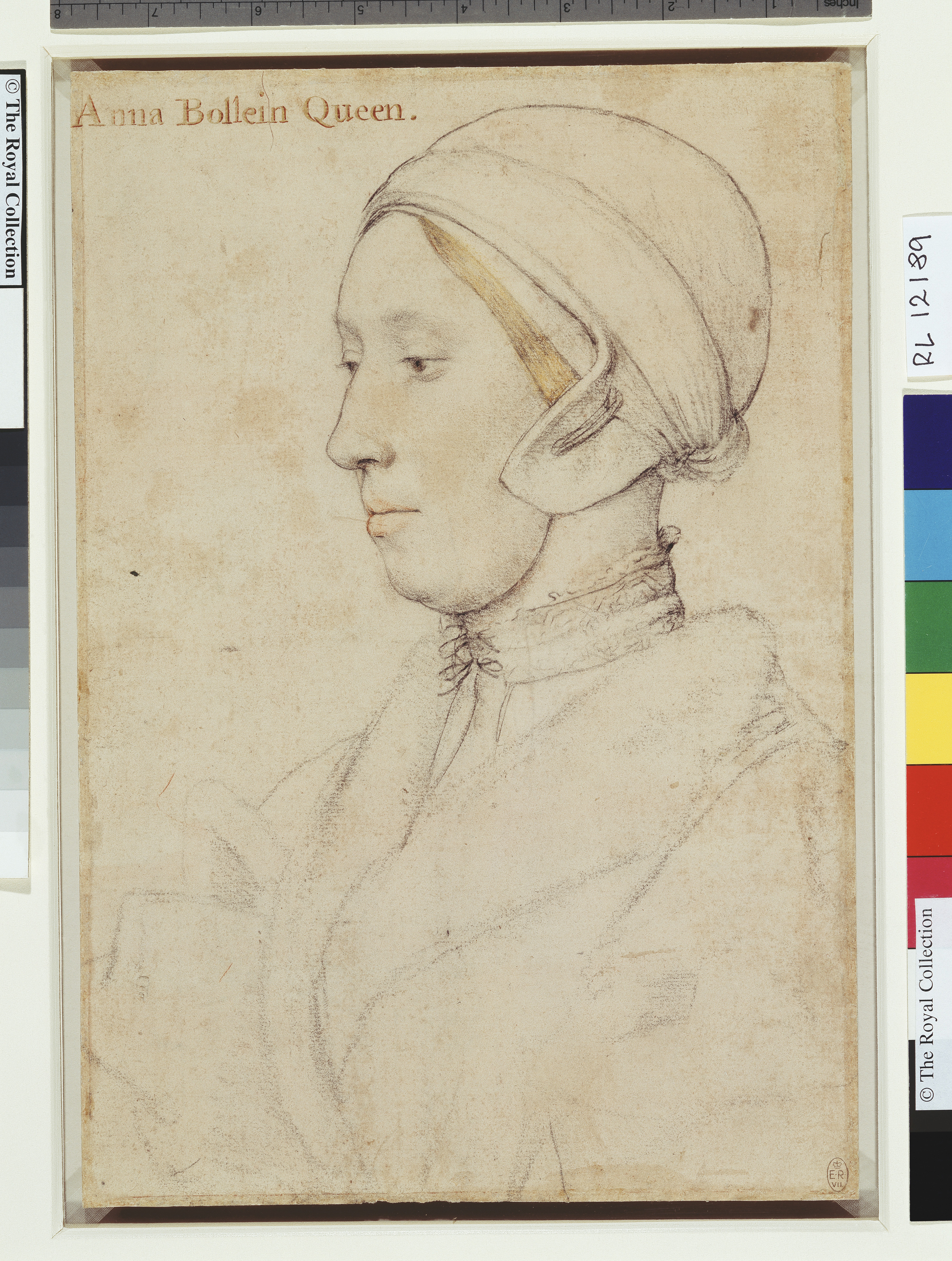 Holbein drawing 1